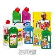 Бытовая Химия(моющие и чистящие ср-ва, шампуни, средства личной гигиены