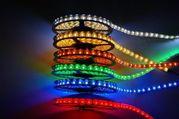 светодиодная лента - разные цвета - в наличии - от 900 тг Балхаш