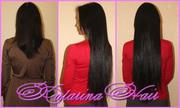 Продам натуральные пряди для ленточного наращивания волос