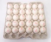 Яйцо куриное столовое нефасованное 1-ой категории Балхаш