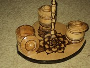 сувениры ручной работы из натурального дерева