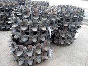 Продаем новые гусеницы на тр. Т-4 А старого образца,  ТТ-4,  ТТ-4 М по урезанной цене !!